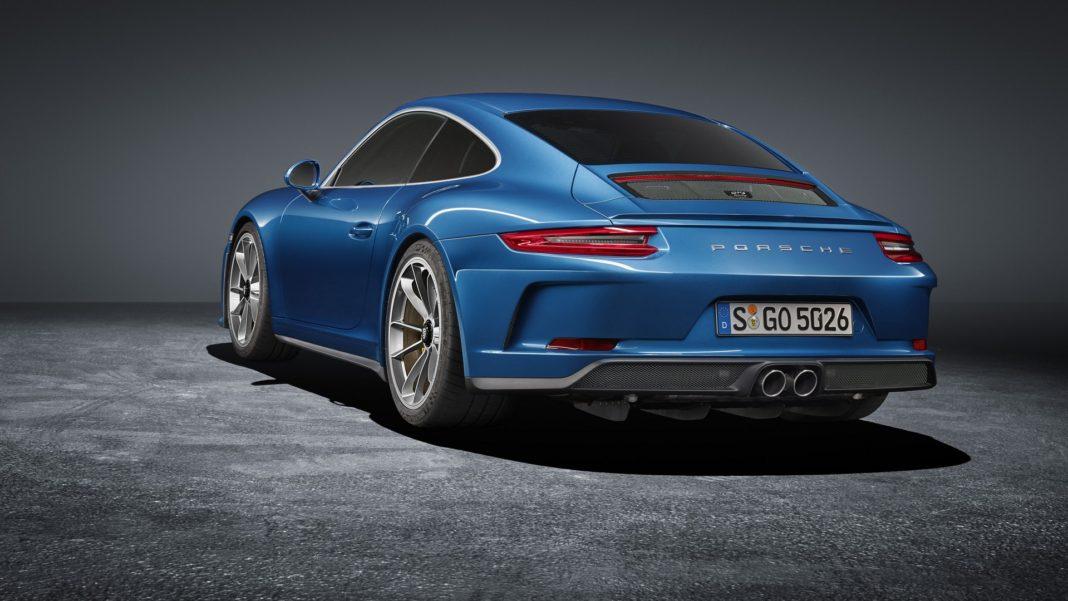 Porsche 911 GT3 Touring Package statica