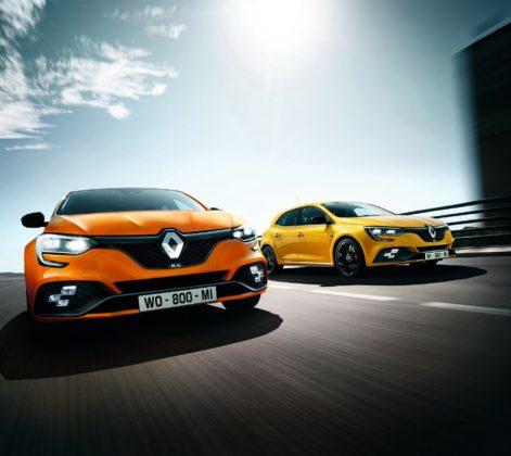 Renault Mégane RS 2018 dinamica