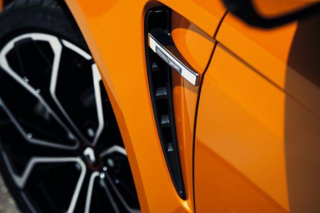Renault Mégane RS 2018 dettaglio