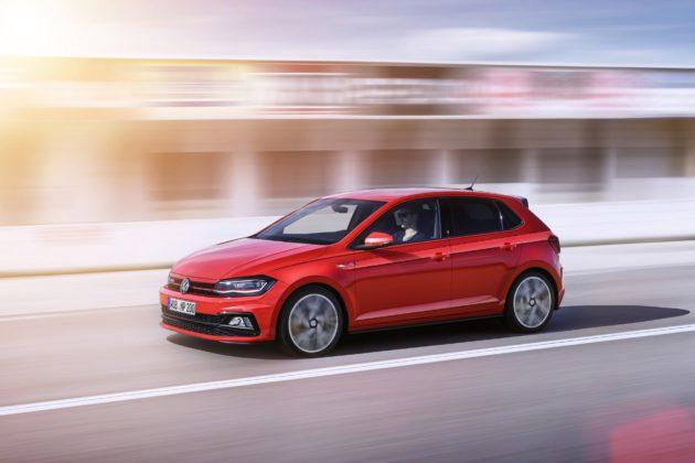 Volkswagen Polo GTI 2018 dinamica