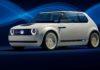 Honda EV Concept statica
