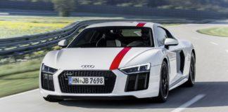 Audi R8 RWS dinamica