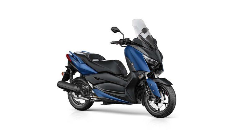 Yamaha X-MAX 125 2018 3/4 anteriore