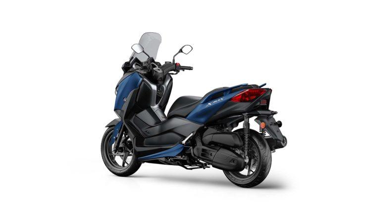 Yamaha X-MAX 125 2018 3/4 posteriore