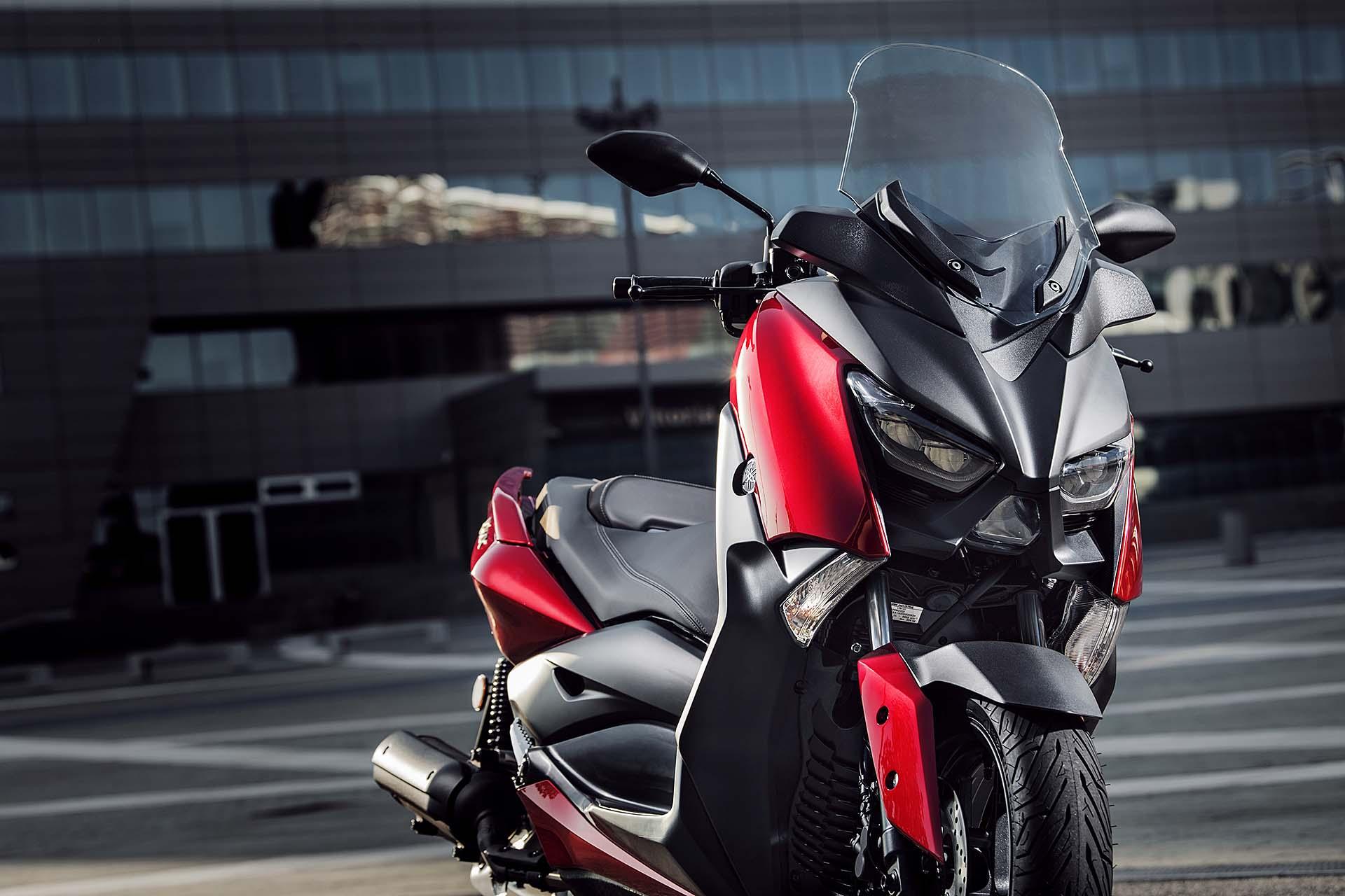 Yamaha X-MAX 125 2018 fari
