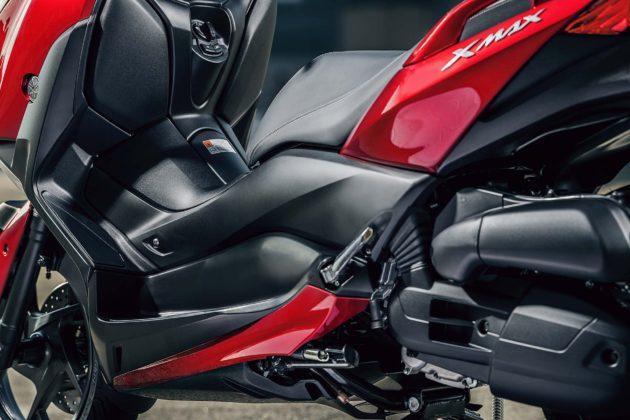Yamaha X-MAX 125 2018 laterale