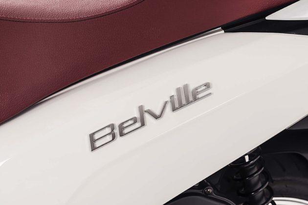 Peugeot Belville logo
