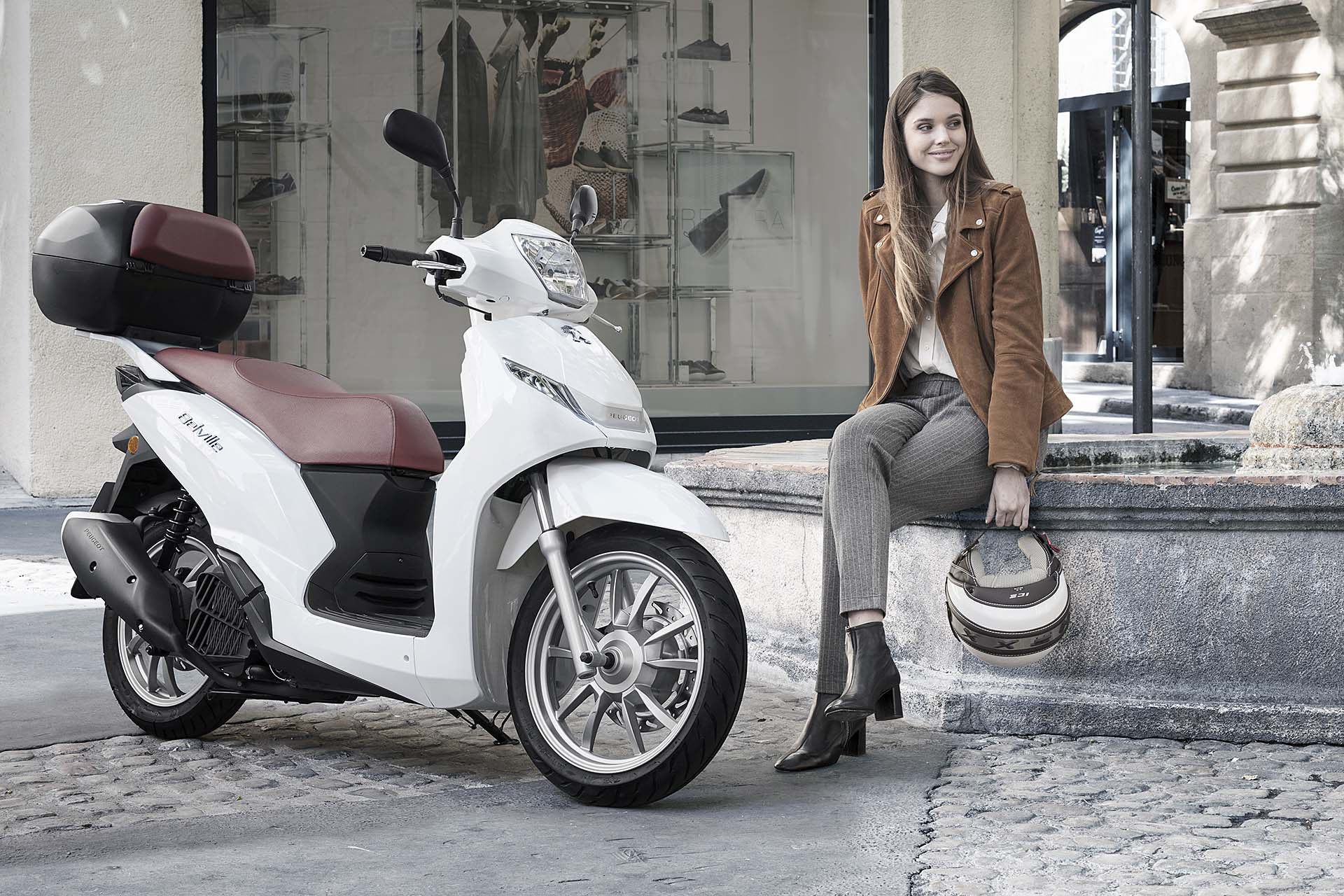 Peugeot Belville ragazza