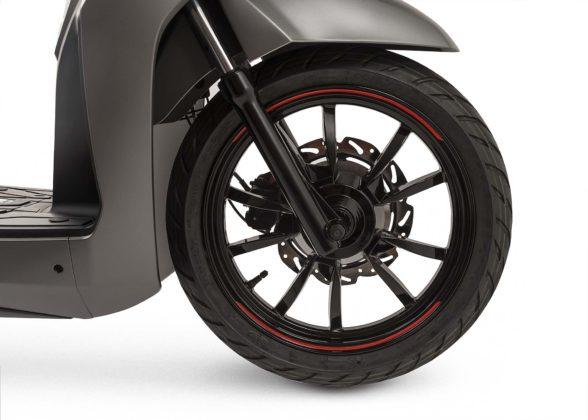 Peugeot Belville RS cerchio