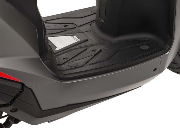 Peugeot Belville RS pedana piatta