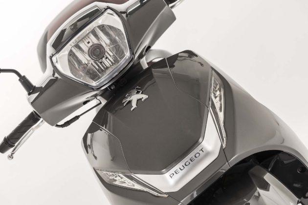 Peugeot Belville frontale