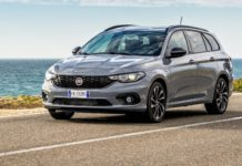 Fiat Tipo Wagon S-Design dinamica