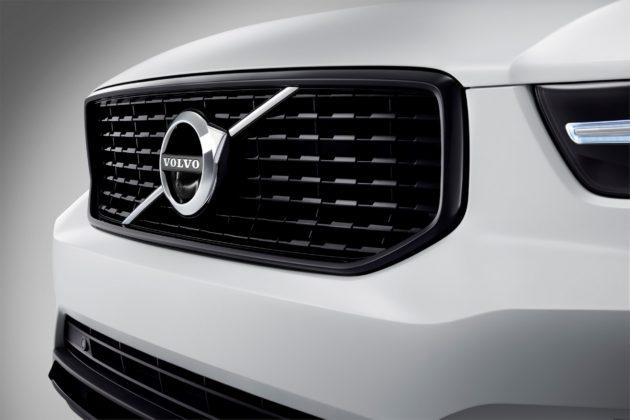 Volvo XC40 dettaglio