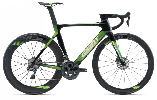 Bicicletta Giant Propel Advanced Pro Disc