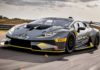 Lamborghini Huracán Super Trofeo Evo dinamica