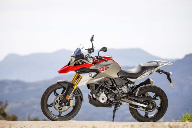BMW G 310 GS laterale