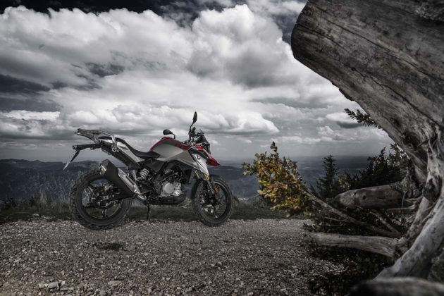 BMW G 310 GS ambient