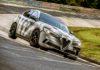 Alfa Romeo Stelvio Quadrifoglio Nurburgring Movimento