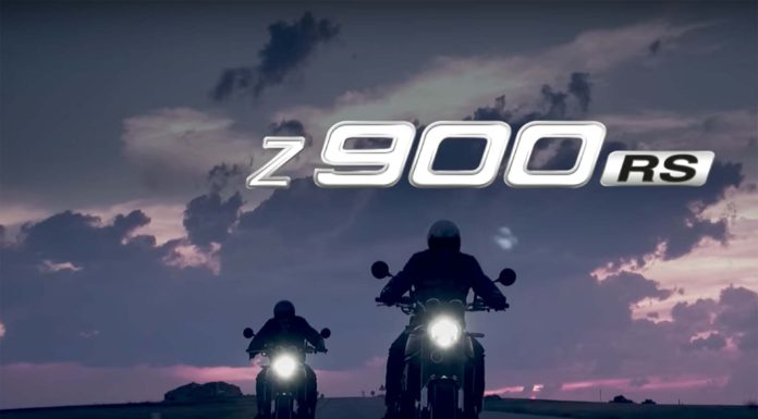 Kawasaki Z900RS dinamica