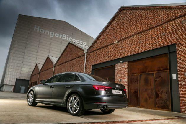 Audi A4 statica