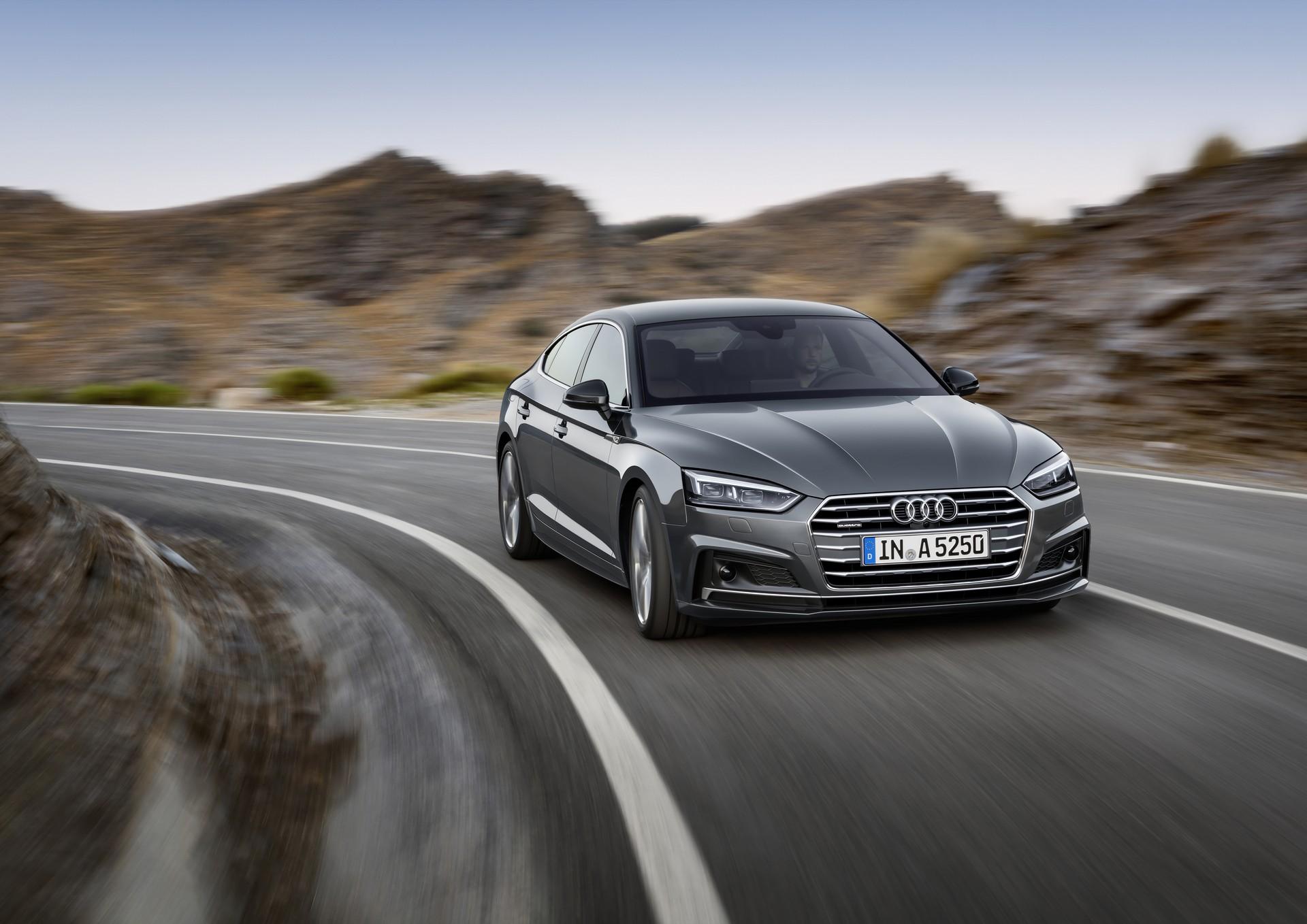 Audi A5 Sportback dinamica