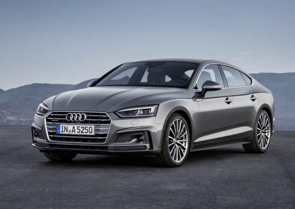 Audi A5 Sportback statica
