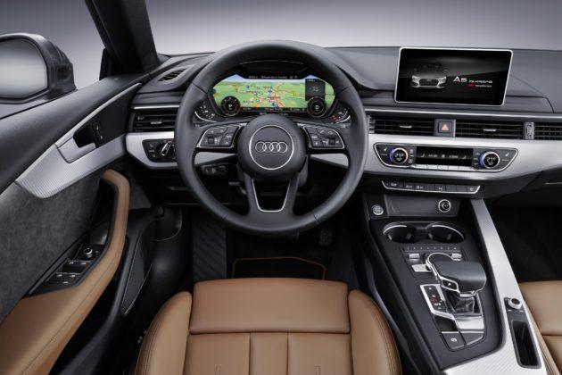 Audi A5 Sportback interni