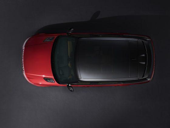 Range Rover Sport 2018 statica