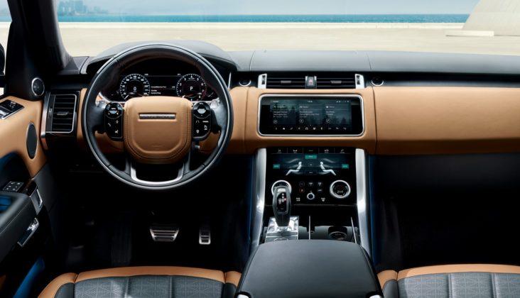 Range Rover Sport 2018 interni