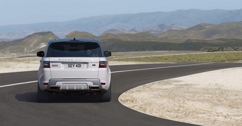 Range Rover Sport Phev 2018 dinamica