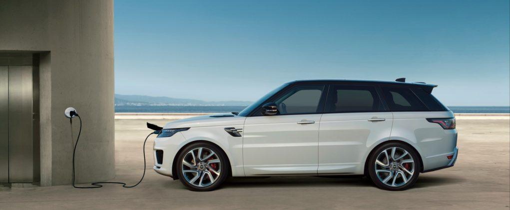 Range Rover Sport Phev 2018 statica