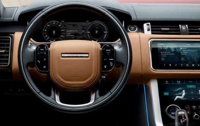 Range Rover Sport Phev 2018 interni