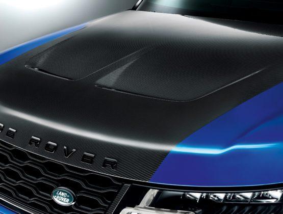 Range Rover Sport SVR 2018 dettaglio