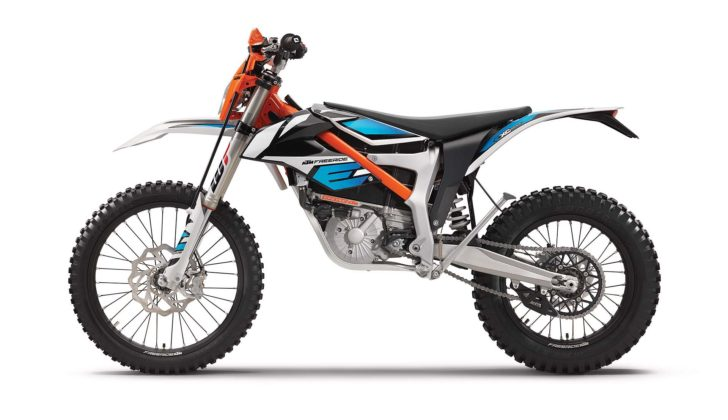 KTM Freeride E-XC - laterale