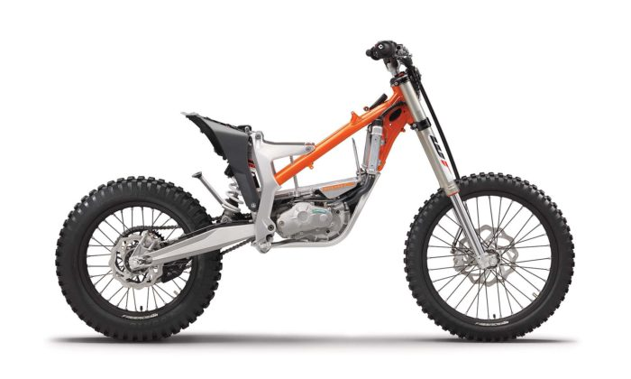 KTM Freeride E-XC - naked