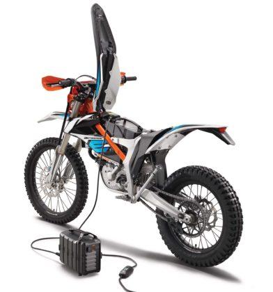 KTM Freeride E-XC - carica