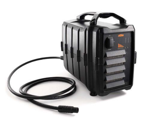 KTM Freeride E-XC - batteria