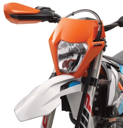 KTM Freeride E-XC - faro