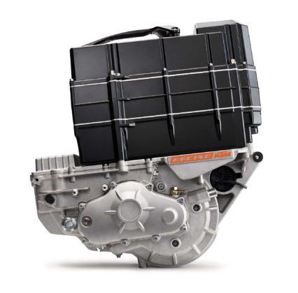 KTM Freeride E-XC - motore