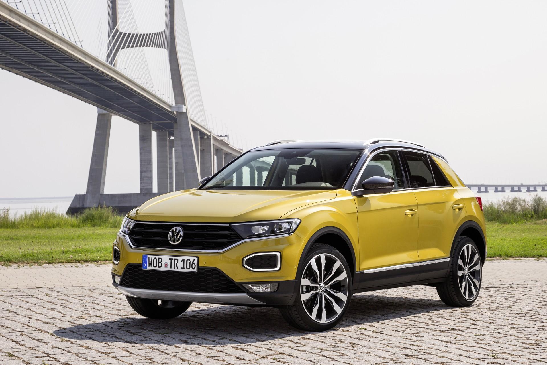 Prova Volkswagen T Roc