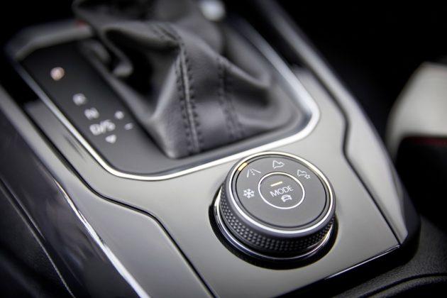 Volkswagen T-Roc dettaglio interno