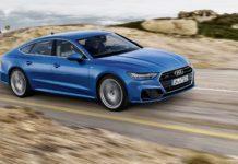 Audi A7 Sportback 2018 dinamica