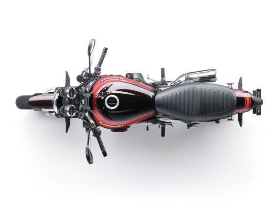 Kawasaki Z900RS 2018 sopra