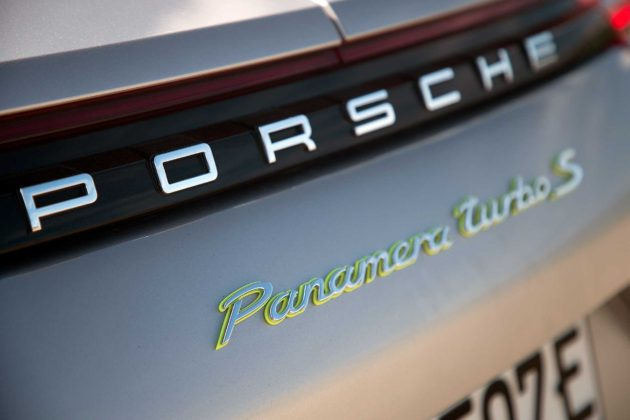 Porsche Panamera Sport Turismo Dettaglio posteriore