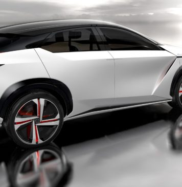 Nissan IMx Concept statica