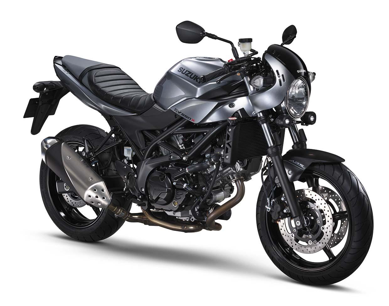 Suzuki SV 650 Moto da non perdere eicma