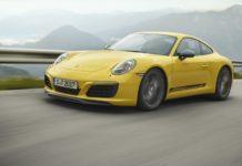 Porsche 911 Carrera T dinamica