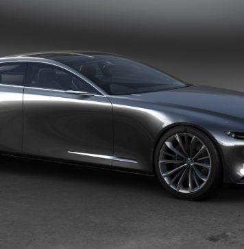 Mazda Vision Coupé statica