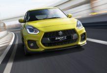 Suzuki Swift Sport dinamica