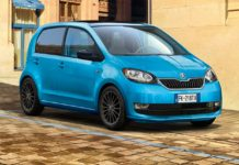 Skoda Citigo Design Edition statica